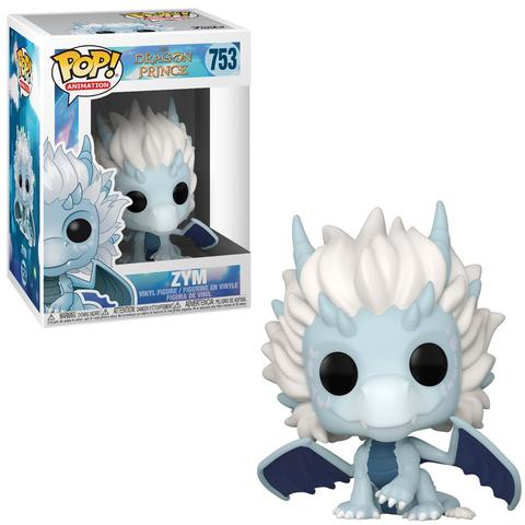 FUNKO POP ZYM #753 THE DRAGON PRINCE ANIMATION