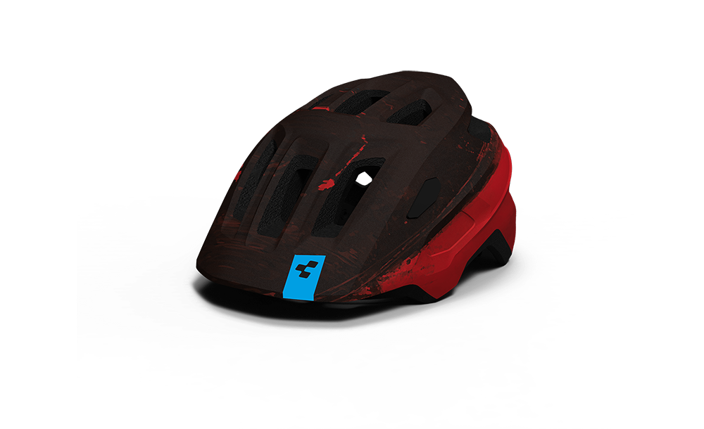 CUBE CASCO TALOK KIDS RED ART. 16276