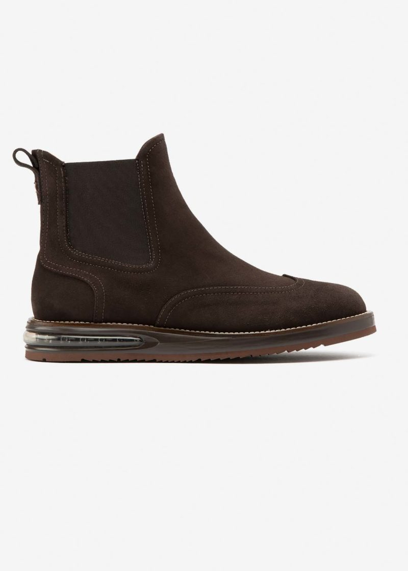 Stivaletto Air Chelsea Boot Choco Suede