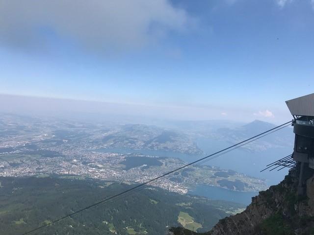 Il lago dei quattro cantoni dal Pilatusjpg