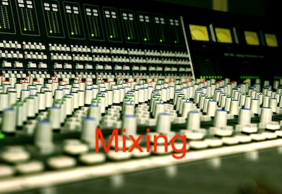 Mixing | One song