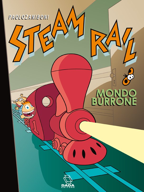 Steam Rail - MONDO BURRONE