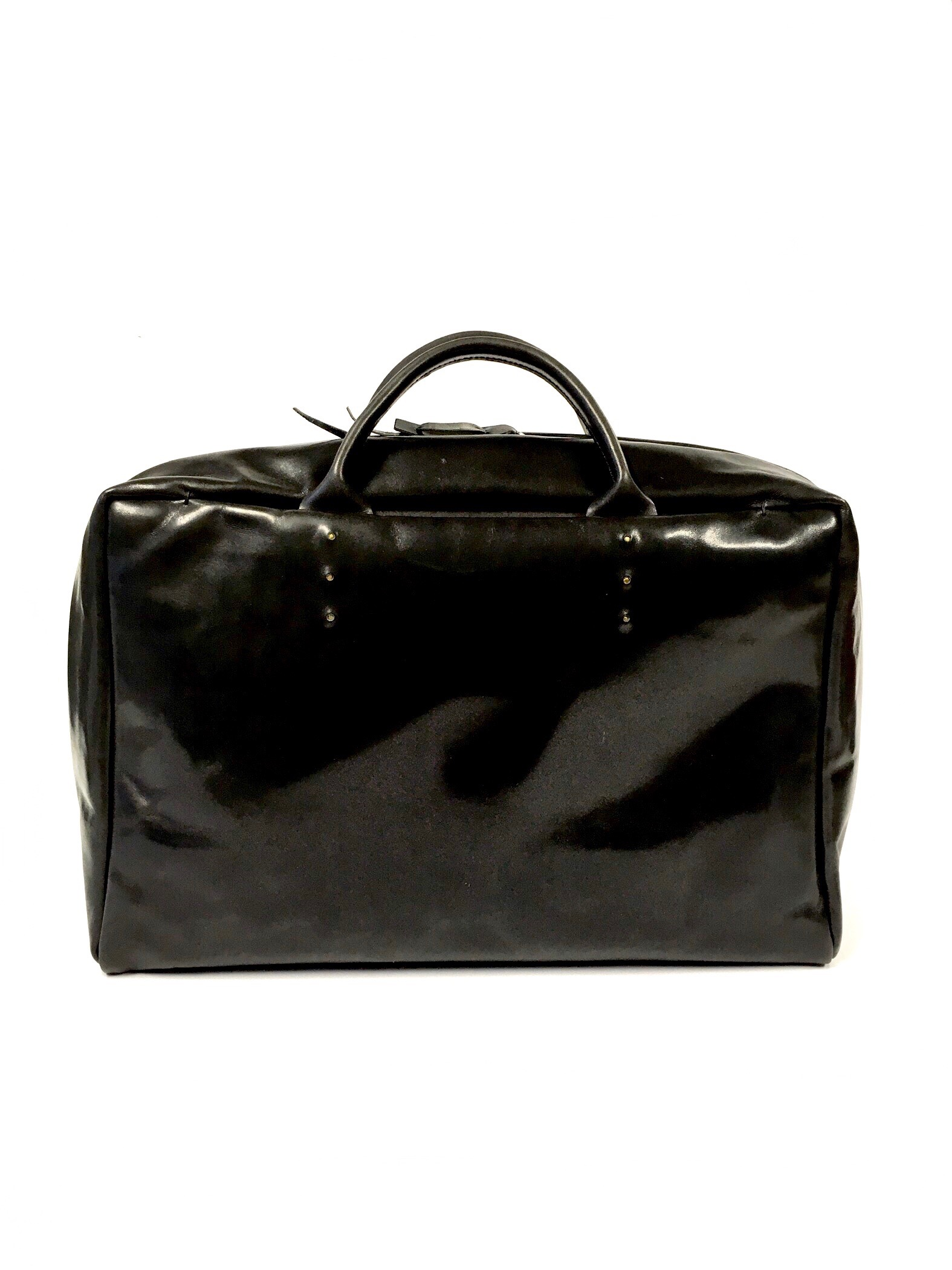 polished briefcase