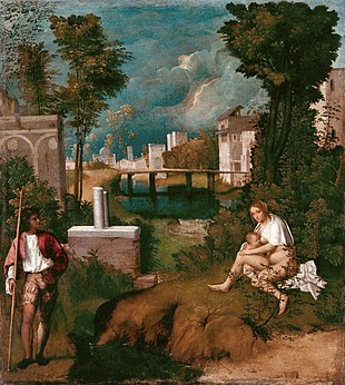 Giorgione La tempestajpg