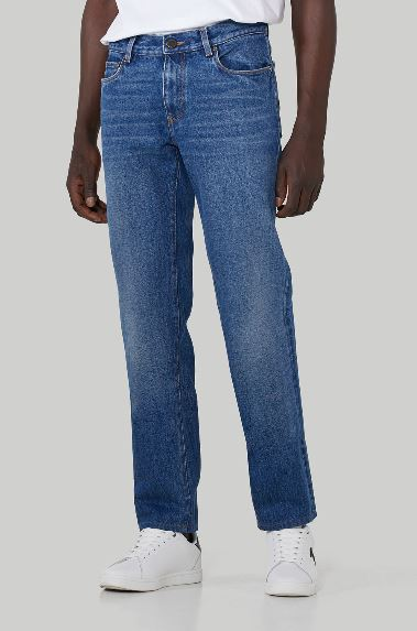 Jeans Trussardi 370 Close in denim