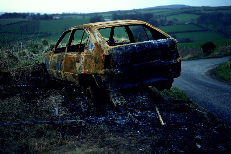 Willie Doherty Border Incident 1994jpgjpeg