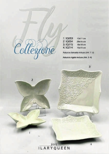 Collezione Fly by Ilary Queen