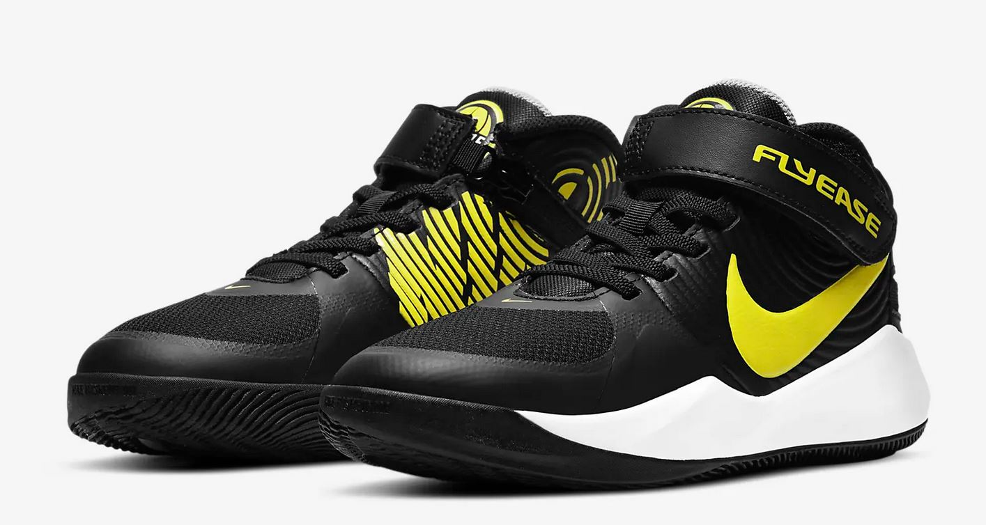 Scarpa Nike Team Hustle D9