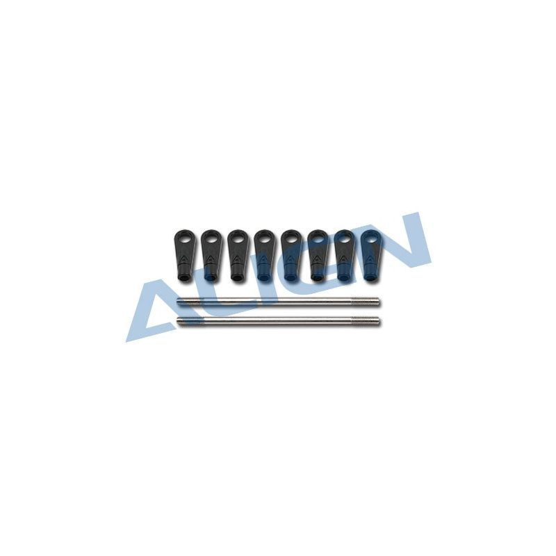 H70066T T-Rex 700EFL Linkage rod A set