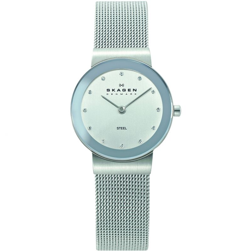 Ladies Skagen Freja Watch 358SSSD