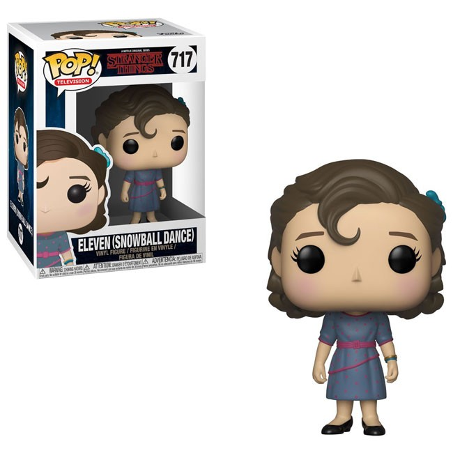 FUNKO POP ELEVEN #717 STRANGER THINGS MILLIE BOBBY BROWN