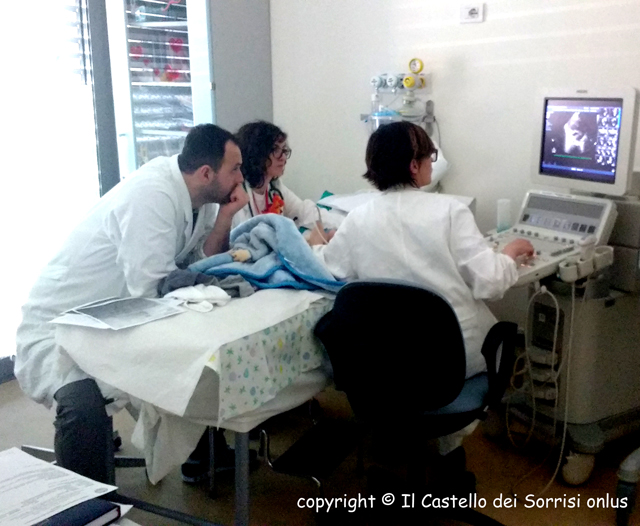 il primo check-up cardiologico