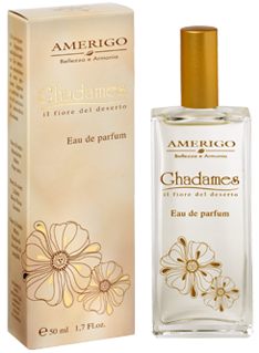 Eau de parfum 50 ml spray Ghadames Amerigo
