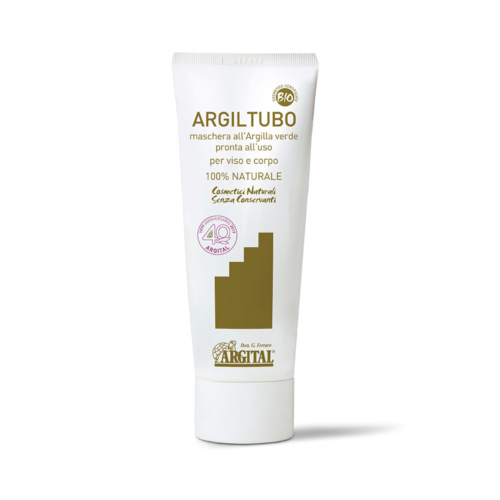 ARGITAL Argiltubo Maschera all'Argilla Verde 50 ml