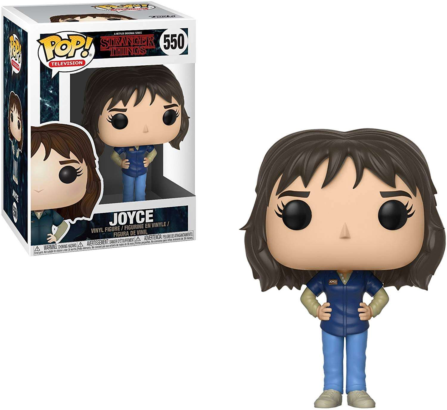 FUNKO POP JOYCE #550 STRANGER THINGS WINONA RYDER