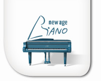 livio amato, new age piano, whispering radio