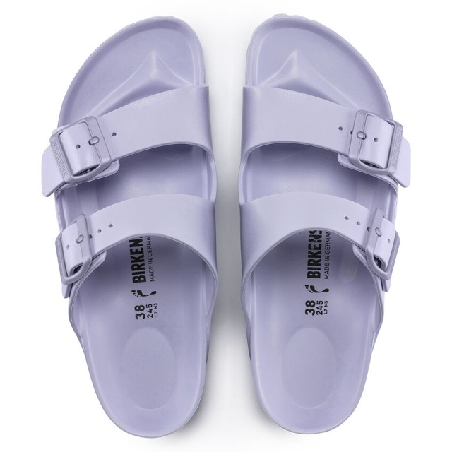 Arizona EVA Purple Fog BIRKENSTOCK