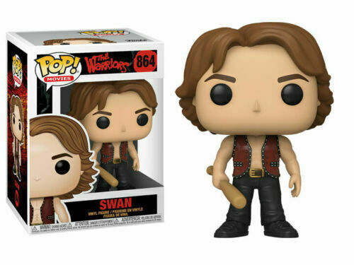 FUNKO POP SWAN #864 THE WARRIORS MICHAEL BECK MOVIES