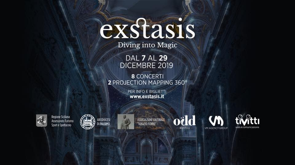 Exstasis - Diving into Magic