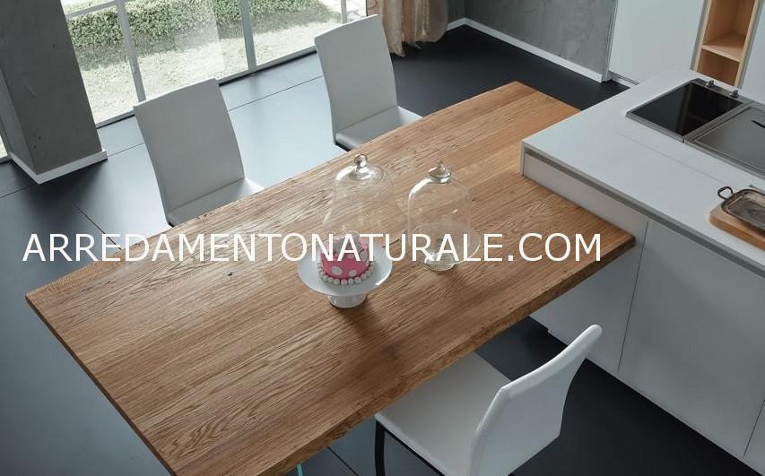 Piani top e mensoloni per bagno e cucina - Piani cucina in legno ...