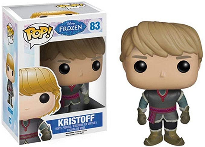 FUNKO POP KRISTOFF #83 FROZEN DISNEY