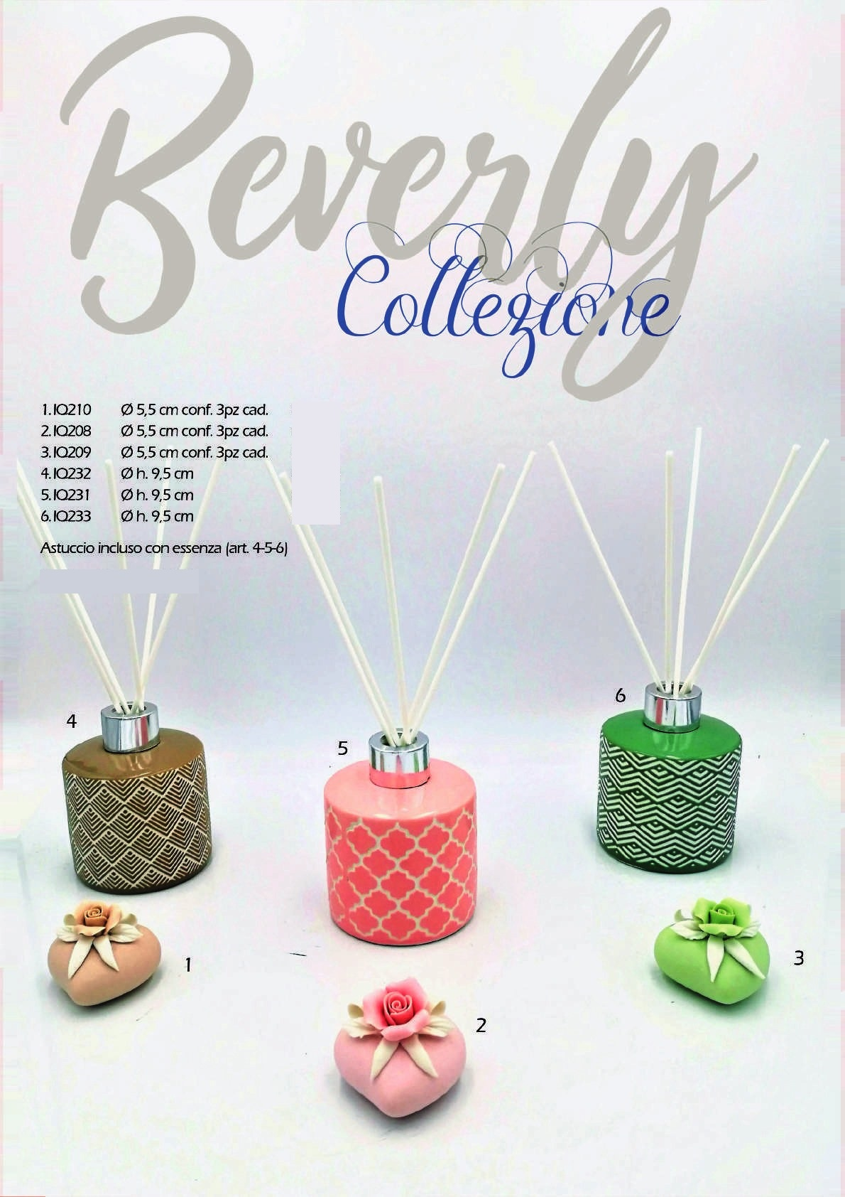 Collezione Beverly by Ilary Queen