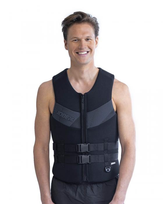 NEOPRENE VEST MEN BLACK 244920003 JOBE GIUBBETTO NERO MOTO ACQUA SCI JET SKI