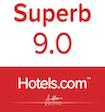 Hotelscom certificato 2017 - 2020png