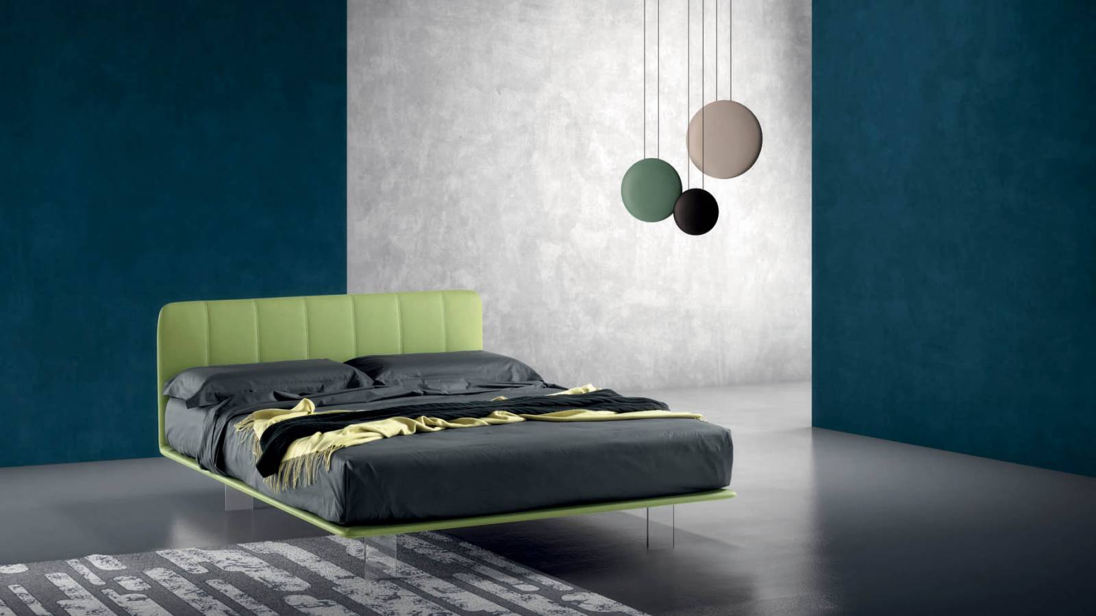 Letto CLEVER p.57