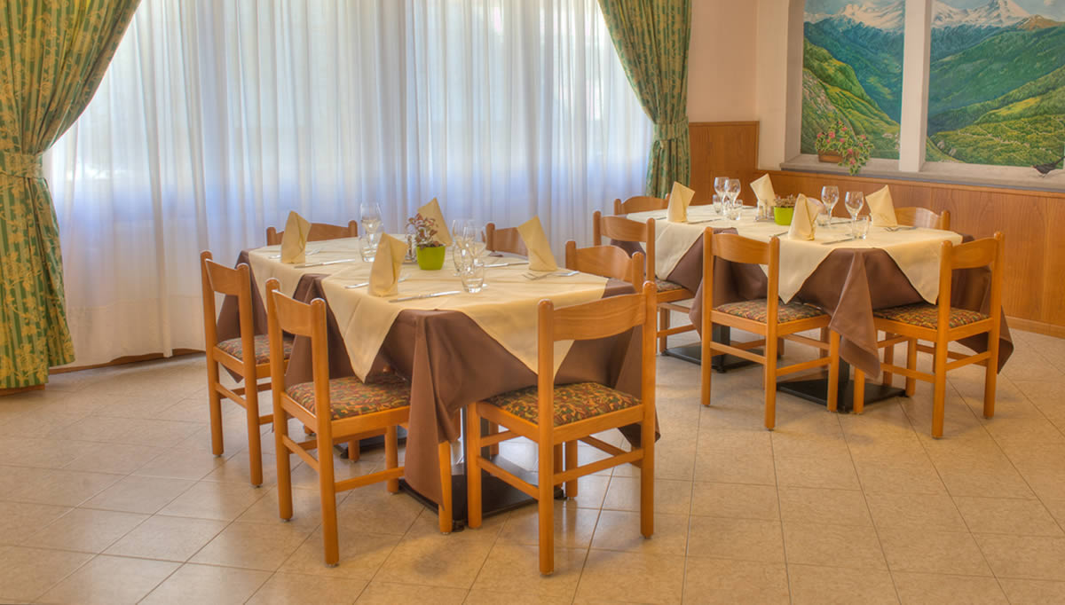 Restaurant for Bar ai portici